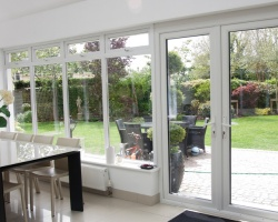 Global Home Improvements sells triple glazing with SWISSPACER V as standard
