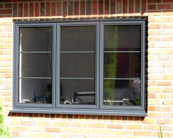 CWG Choices chooses SWISSPACER for A-rated aluminium windows
