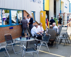 SWISSPACER inside CWG Choices' popular open days