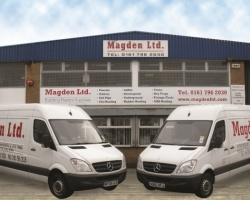 Record SWISSPACER sales at Magden