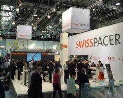 """Most successful glasstec"" for SWISSPACER"