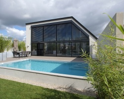 First Europassive house uses SWISSPACER