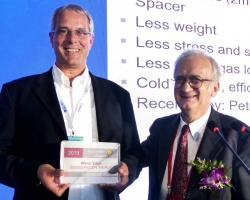 SWISSPACER wins international Passive House innovation award