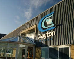 Sales of SWISSPACER V increase by 5,000 units a week at Clayton Glass